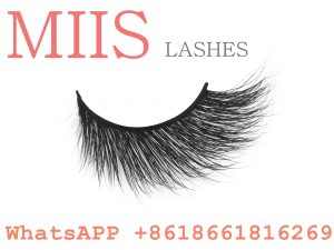 mink 3d fur eyelashes