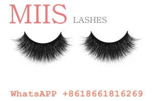 customized 3d lashes
