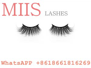 real mink strip 3d lashes