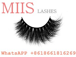 multi-layer mink false eyelashes