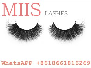100% mink distributor false eyelashes