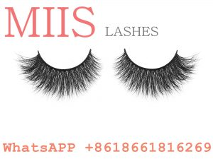 brand custom eyelashes package